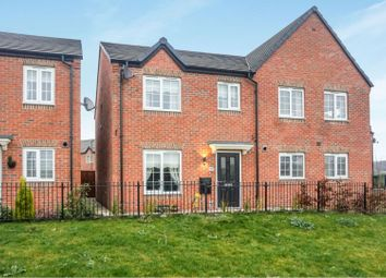 Thumbnail 3 bed semi-detached house for sale in Pastures Road, Mexborough