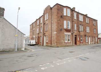 Thumbnail 2 bed flat for sale in 9, Ailsa Buildings, Kirkwood Place, Girvan KA260Au