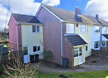 Thumbnail 4 bed end terrace house for sale in Littledown, Shaftesbury