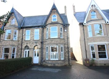 Thumbnail 5 bed semi-detached house for sale in Northgate, Cottingham