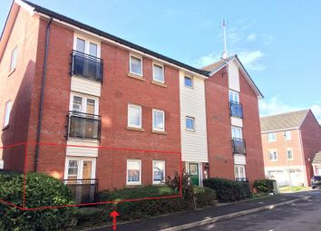 Thumbnail 2 bed flat for sale in Longacres, Bridgend, Bridgend County.
