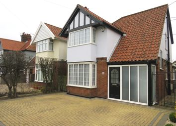 Thumbnail 3 bed property to rent in Cromer Road, Hellesdon, Norwich