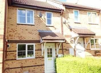 Thumbnail 2 bed terraced house to rent in Rosemullion Avenue, Tattenhoe, Milton Keynes
