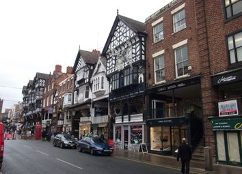 Thumbnail 2 bed flat to rent in Bridge Street Row East, Chester