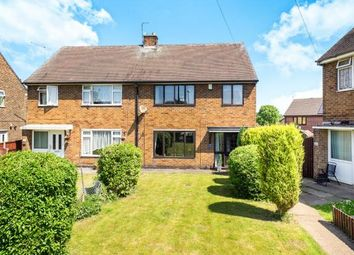 Thumbnail 3 bedroom semi-detached house for sale in Green Close, Hucknall, Nottingham, Nottinghamshire