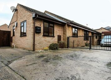 Thumbnail 3 bed bungalow to rent in Snowberry Way, Soham, Ely