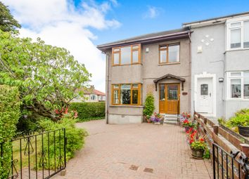 Thumbnail 3 bed end terrace house for sale in Stamperland Avenue, Clarkston, Glasgow