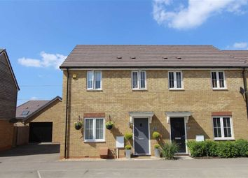 Thumbnail 3 bed semi-detached house for sale in Bellona Drive, Leighton Buzzard