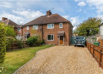 Thumbnail 3 bed semi-detached house for sale in Shelford Road, Fulbourn, Cambridge