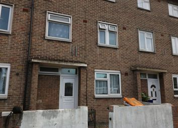 Thumbnail 4 bedroom terraced house to rent in Dundee Road, London