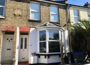 Thumbnail 3 bedroom terraced house for sale in Flora Road, Ramsgate, Kent