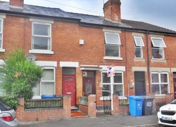 Thumbnail 2 bed terraced house for sale in Sutherland Road, Pear Tree, Derby