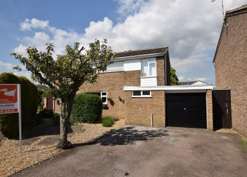 Thumbnail 4 bedroom detached house for sale in Welland Way, Oakham