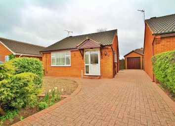 Thumbnail 2 bed detached bungalow for sale in Price Way, Thurmaston, Leicestershire