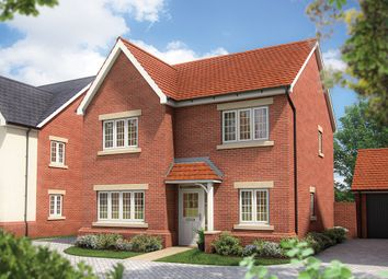 """Thumbnail 4 bed detached house for sale in """"The Aspen"""" at St. James Way, Biddenham, Bedford"""