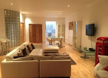 Thumbnail 3 bedroom flat to rent in Calvin Street, Spitalfields