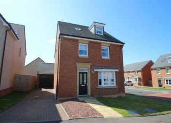 Thumbnail 4 bed detached house for sale in Gartcolt Place, Coatbridge, North Lanarkshire