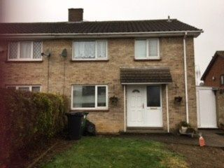 Thumbnail 3 bed semi-detached house to rent in Farmstead Road, Corby