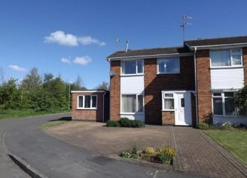 Thumbnail 3 bedroom semi-detached house for sale in Bridge Way, Whetstone, Leicester, Leicestershire