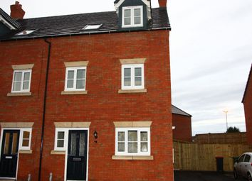 Thumbnail 4 bed semi-detached house to rent in Audley Avenue Enterprise Park, Newport