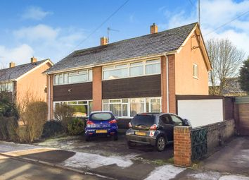 Thumbnail 3 bed semi-detached house for sale in Ridgemead, Calne