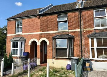 Thumbnail 2 bed terraced house for sale in Lansdown Road, Canterbury