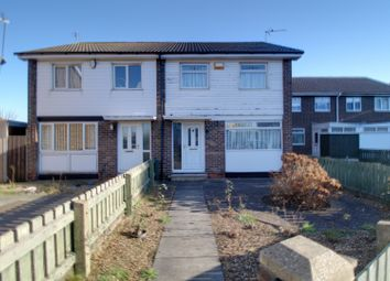 Thumbnail 3 bedroom semi-detached house for sale in Shinwell Crescent, Middlesbrough, Cleveland