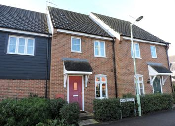 Thumbnail 2 bed terraced house to rent in Kesgrave, Ipswich