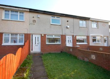 Thumbnail 2 bed terraced house for sale in Dickson Path, Bellshill