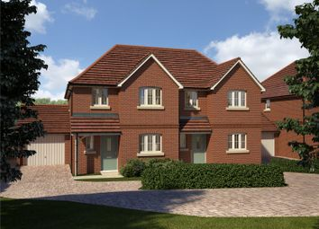 Thumbnail 3 bed semi-detached house for sale in Copse View, Four Marks, Alton, Hampshire