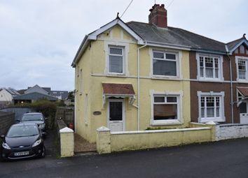 Thumbnail 3 bed property for sale in Ebenezer Street, Newcastle Emlyn