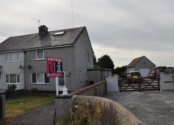 Thumbnail 2 bed property to rent in Pen Y Cefn, Amlwch