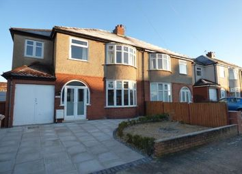 Thumbnail 4 bed semi-detached house for sale in Clifton Avenue, Preston, Lancashire, .