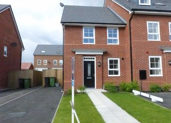 Thumbnail 3 bed mews house for sale in Apple Tree Avenue, Northwich, Cheshire