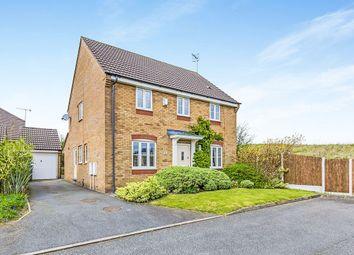 Thumbnail 4 bedroom detached house for sale in Lapwing Close, Packmoor, Stoke-On-Trent