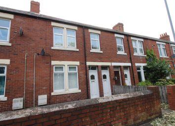 Thumbnail 3 bed flat for sale in Alexandra Road, Ashington