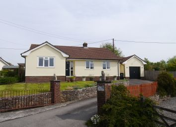 Thumbnail 2 bed detached bungalow for sale in Kings Nympton, Umberleigh