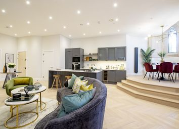 Thumbnail 3 bed flat for sale in The Barnabas, Holden Road, London