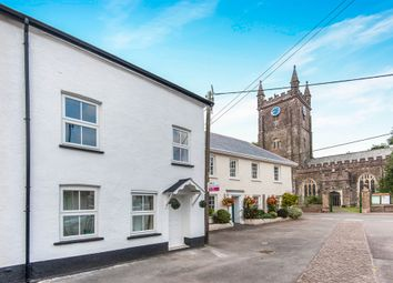 Thumbnail 4 bed semi-detached house for sale in The Square, Witheridge, Tiverton
