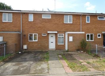 Thumbnail 3 bed terraced house for sale in Prestwick Close, Lincoln, Lincolnshire, .
