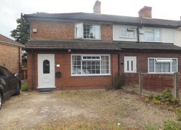 Thumbnail 3 bed property to rent in Tedbury Crescent, Erdington, Birmingham