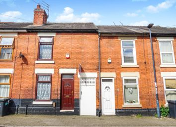Thumbnail 2 bed terraced house for sale in Farm Street, Derby