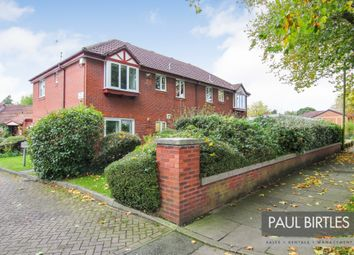 Thumbnail 2 bed flat for sale in The Spinney, Bowfell Road, Flixton