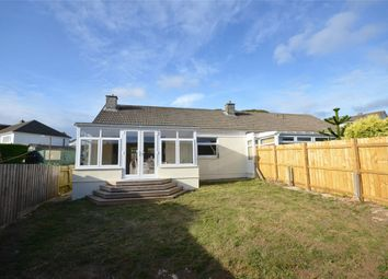Thumbnail 2 bed semi-detached bungalow for sale in Midway Drive, Truro, Cornwall