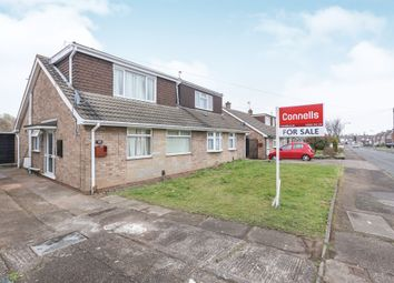 Thumbnail 4 bedroom semi-detached bungalow for sale in Friesland Drive, Wolverhampton