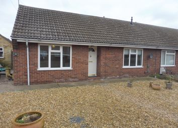 Thumbnail 2 bed semi-detached bungalow for sale in Queens Road, Brandon
