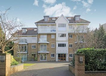 Thumbnail 3 bed flat to rent in Chine Crescent Road, Westbourne, Bournemouth