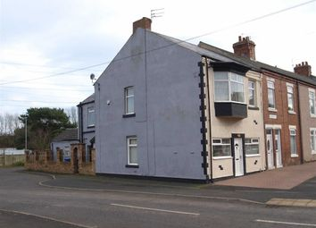 Thumbnail 4 bed end terrace house for sale in Hastings Terrace, Cramlington