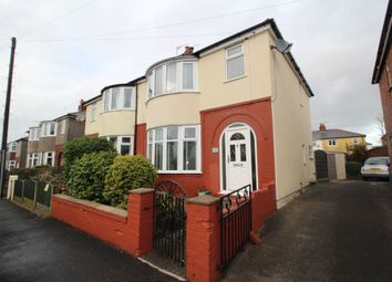 Thumbnail 3 bedroom semi-detached house for sale in Lime Grove, Chorley