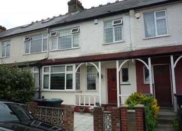 Thumbnail 3 bed terraced house to rent in Woodfield Avenue, Gravesend